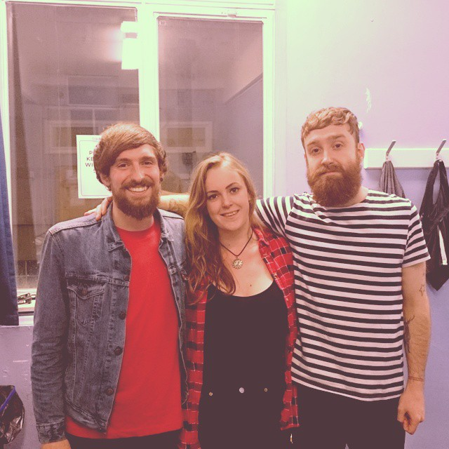 So I interviewed Twin Atlantic(!!)