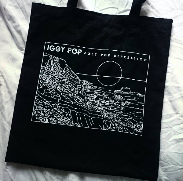 iggy pop bag