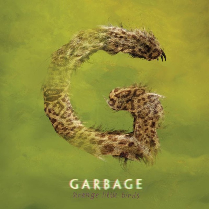 ALBUM REVIEW: Garbage – Strange Little Birds