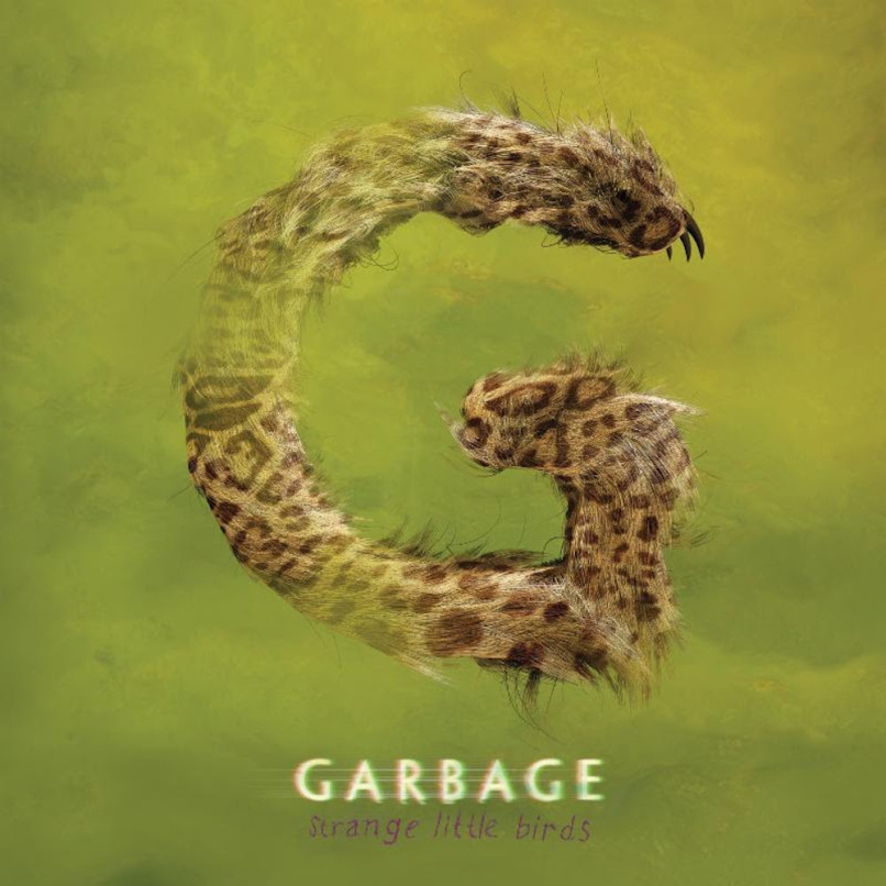 ALBUM REVIEW: Garbage – Strange LittleBirds