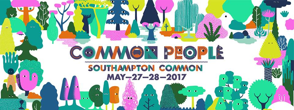 COMMON PEOPLE 2017 || VH FestivalReview