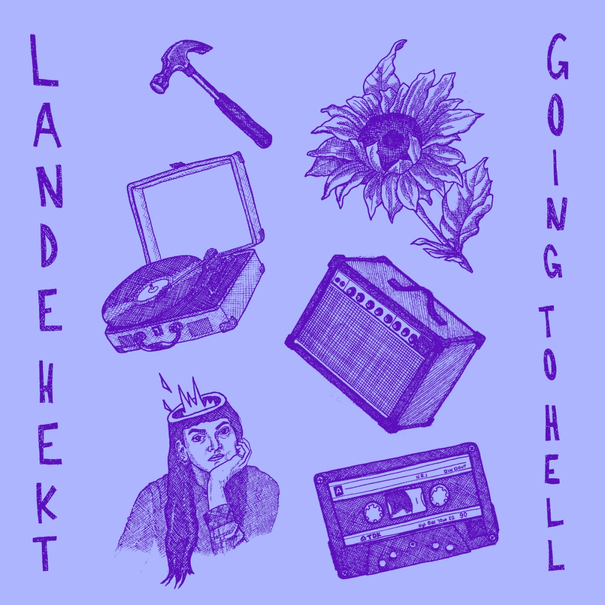 Review: Lande Hekt – Going To Hell